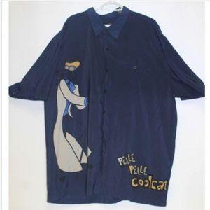 Pelle Marc Buchanan Men Shirt 2XL Cool Cats Jazz P
